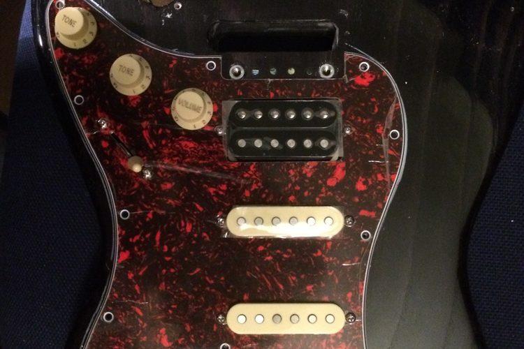 Dante Zufolo Guitar Repair 22