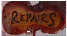 Dante Zufolo - Orchestral & Guitar Repairs